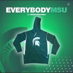 Men's Nike Michigan State Hoodie